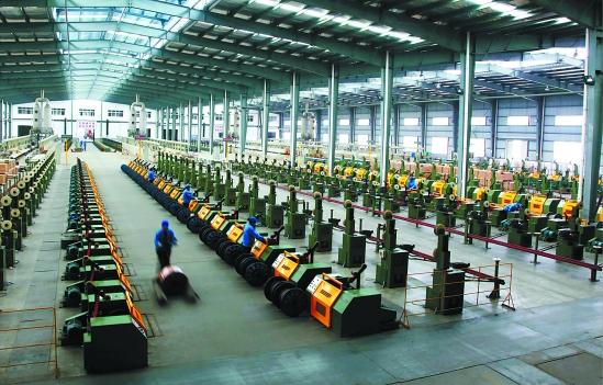 叶新华:深耕绿色产业链图片